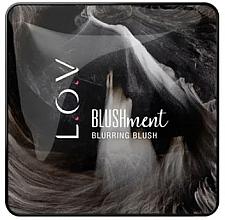 Parfumuri și produse cosmetice Blush - L.O.V BLUSHMENT Blurring Blush