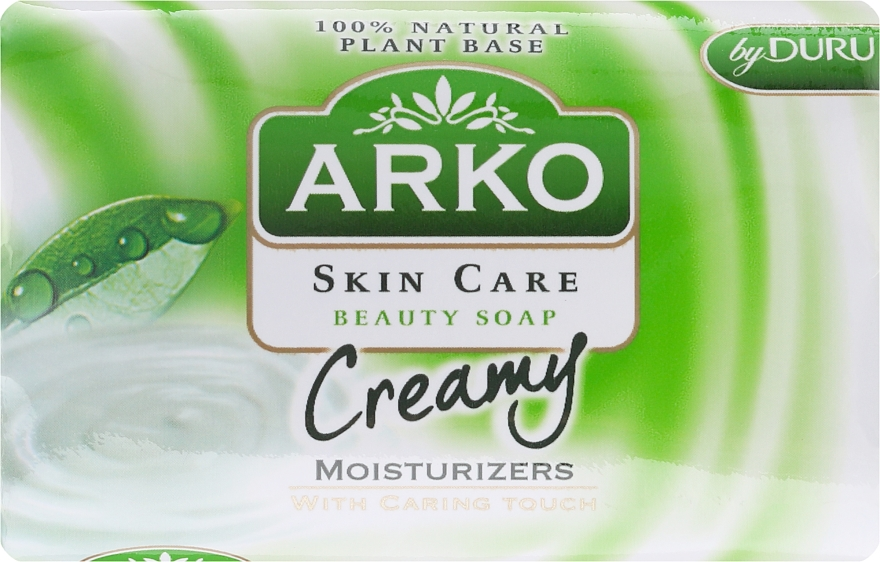 Săpun - Arko Beauty Soap Creamy Extra Cream