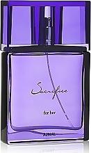 Parfumuri și produse cosmetice Ajmal Sacrifice for Her - Apă de parfum