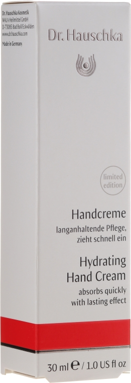 Set - Dr. Hauschka (h/cr30ml + nail/oil/18ml + buff/1pc) — Imagine N2