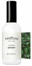 Parfumuri și produse cosmetice Hidrolat de linden - Creamy Skin Care Linden Hydrolat