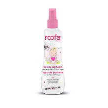 "Parfumuri și produse cosmetice Spray parfumat de corp pentru copii ""Calendula și Pantenol"" - Roofa Calendula & Panthenol"