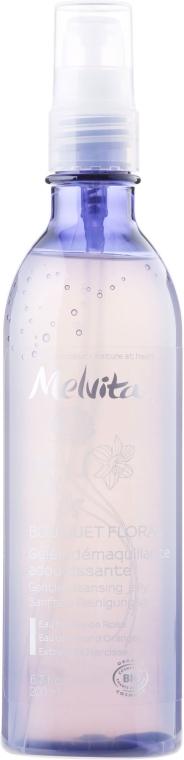 Gel demachiant - Melvita Bouquet Floral Cleansing Jelly — Imagine N1