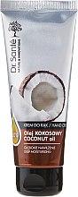 Parfumuri și produse cosmetice Cremă hidratantă de mâini - Dr. Sante Hand Cream Coconut Oil