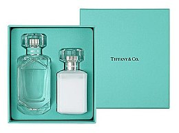 Parfumuri și produse cosmetice Tiffany Tiffany & Co - Set (edp/75ml + b/lot/100ml)