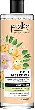 "Parfumuri și produse cosmetice Șampon ""Oțet de mere"" - Polka Apple Vinegar Shampoo"