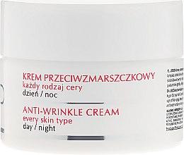 Parfumuri și produse cosmetice Cremă antirid pentru toate tipurile de ten - Uroda Anti-Wrinkles Face Cream For All Skin Day Night