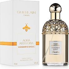 Guerlain Aqua Allegoria Mandarine Basilic - Apă de toaletă — Imagine N2