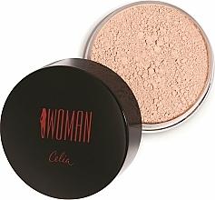 Parfumuri și produse cosmetice Pudră de față - Celia Woman Loose Powder