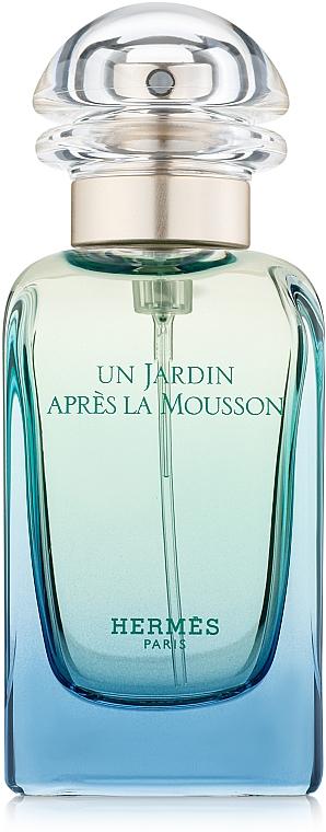 Hermes Un Jardin Apres la Mousson - Apă de toaletă — Imagine N1