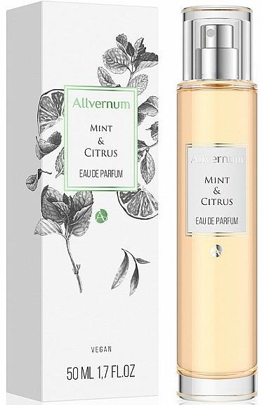 Allvernum Mint & Citrus - Apă de parfum