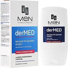 Parfumuri și produse cosmetice Balsam după ras pentru piele hipersensibilă - AA Men derMED After-Shave Balm