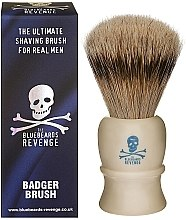 Parfumuri și produse cosmetice Perie pentru barbierit - The Bluebeards Revenge The Ultimate Badger Brush