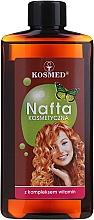 Parfumuri și produse cosmetice Ulei cu vitamine pentru păr - Kosmed