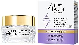 Parfumuri și produse cosmetice Cremă antirid de noapte pentru față - Lift4Skin Bakuchiol Lift Night Cream