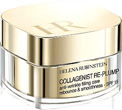 Parfumuri și produse cosmetice Cremă anti-îmbătrânire pentru piele uscată - Helena Rubinstein Collagenist Re-Plump SPF 15