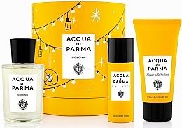 Parfumuri și produse cosmetice Acqua Di Parma Colonia - Set (edc/100ml + sh/gel/75ml + deo/50ml)