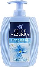 Parfumuri și produse cosmetice Săpun lichid - Felce Azzurra Idratante White Musk