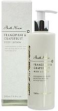 Parfumuri și produse cosmetice Bath House Frangipani & Grapefruit - Loțiune de corp