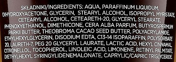 Cremă-autobronzant pentru corp - Kolastyna Luxury Bronze Tanning Cream — Imagine N3