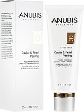 Peeling facial - Anubis Effectivity Caviar & Pearl Peeling — Imagine N1