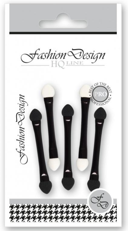 Pensule pentru farduri de pleoape, 36798 - Top Choice Eyeshadow Applicators