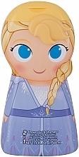 Parfumuri și produse cosmetice Șampon-gel de duș - Disney Frozen II Kingdom Elsa 2 in 1 Shower Gel