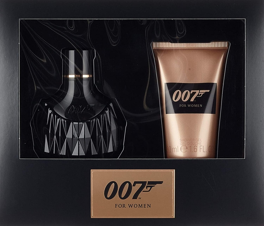 James Bond 007 For Women - Set (edp/30ml + sh/gel/50ml) — Imagine N1