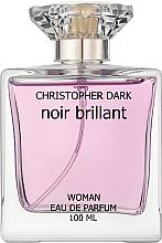 Christopher Dark Noir Brillant - Apă de parfum — Imagine N1