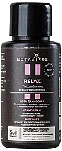 Parfumuri și produse cosmetice Ulei relaxant pentru masaj - Botavikos Relax Massage Oil (mini)