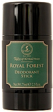 Parfumuri și produse cosmetice Taylor of Old Bond Street Royal Forest - Deodorant stick