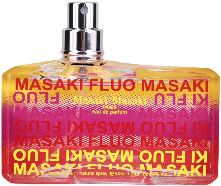 Masaki Matsushima Fluo - Apă de parfum (tester fără capac) — Imagine N2