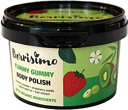 Parfumuri și produse cosmetice Scrub pentru corp - Berrisimo Yummy Gummy Body Polish