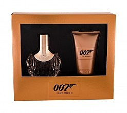 Parfumuri și produse cosmetice James Bond 007 for Women II - Set (edp/50ml + b/lot/150ml)