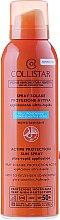 """Parfumuri și produse cosmetice Spray pentru bronz """"Protecție activă"""" - Collistar Speciale Abbronzatura Active Protection Sun Spray"""
