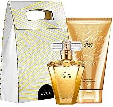 Avon Rare Gold - Set (edp/50ml + b/lot150ml) — Imagine N1