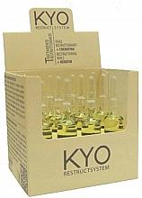 Parfumuri și produse cosmetice Fiole pentru păr - Kyo Restruct System Fiale Keratiniche Ristrutturanti