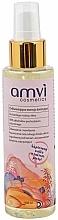 Parfumuri și produse cosmetice Esență tonifiantă revigorantă - Amvi Cosmetics