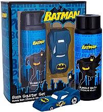Parfumuri și produse cosmetice DC Comics Batman - Set (bath/foam/250ml + toy)