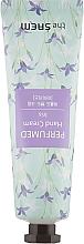 "Parfumuri și produse cosmetice Cremă parfumată de mâini ""Iris"" - The Saem Perfumed Iris Hand Cream"