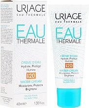 Parfumuri și produse cosmetice Cremă ușoară hidratantă - Uriage Eau Thermale Light Water Cream SPF 20