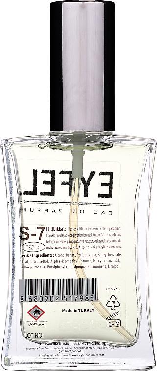 Eyfel Perfume S-7 - Apă de parfum — Imagine N2