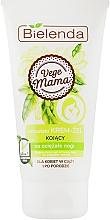 Parfumuri și produse cosmetice Cremă-gel pentru picioare - Bielenda Vege Mama Cream Foot Gel