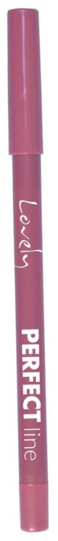 Creion de buze - Lovely Perfect Line Lip Pencil