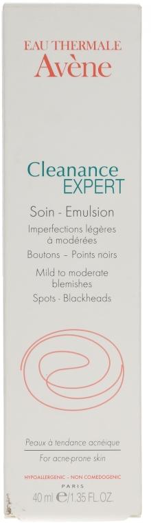 Emulsie complexă pentru îngrijirea tenului problematic - Avene Cleanance Expert Soin Emulsion — Imagine N1