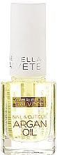Parfumuri și produse cosmetice Ulei de argan pentru cuticulă - Gabriella Salvete Nail Care Nail & Cuticle Argan Oil