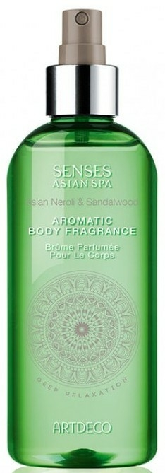 Spray de corp - Artdeco Senses Asian Spa Deep Relaxation Aromatic Body Fragrance — Imagine N1