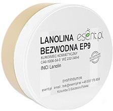 Parfumuri și produse cosmetice Lanolină anhidră, EP9 - Esent
