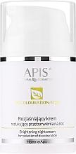 Parfumuri și produse cosmetice Cremă de noapte pentru față - APIS Professional Home TerAPIS Professional Brightening Night Cream