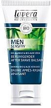 Parfumuri și produse cosmetice Balsam calmant după bărbierit pentru bărbați - Lavera Men Sensitiv Beruhigender After Shave Balsam
